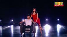 Танцы на ТНТ - Айхан и Татьяна Денисова смотреть онлайн