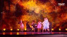 Танцы на ТНТ 6 сезон, 19 серия. Четвертый концерт смотреть онлайн