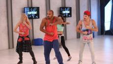 Танцы на ТНТ - Мигель танцует на каблуках смотреть онлайн