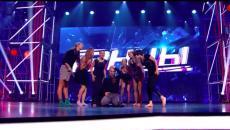 Танцы на ТНТ - Богдан Урхов отрезает хвост (волосы) смотреть онлайн