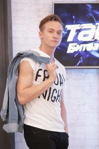 Клевакин Олег - участник шоу Танцы на ТНТ, танцовщик