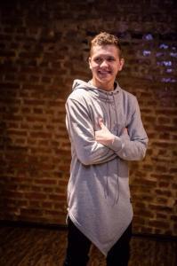 Борисюк Александр - участник шоу Танцы на ТНТ, танцовщик