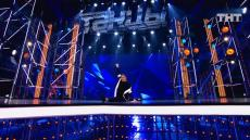 Танцы на ТНТ - ТАНЦЫ: Dionis. Выступление на кастинге смотреть онлайн
