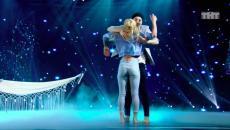 Танцы на ТНТ - Пануфник и Доценко смотреть онлайн